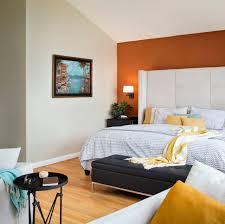 wir wünschen eine bunte nacht farbige wände im schlafzimmer