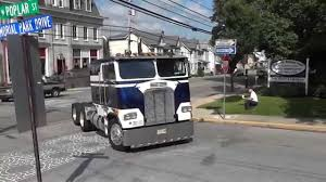 100 Cabover Trucks ATCA Macungie 2014 YouTube