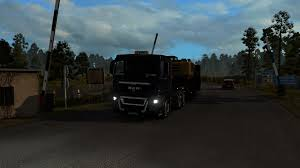 Euro Truck Simulator 2 And Its Mods Recreate In Reduced Scale Many ...