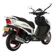 China 2017 New Model 50 125 150cc Scooter EEC EPA