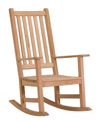 Smith And Hawken Teak Patio Chairs by Amazon Com Oxford Garden Franklin Shorea Rocking Chair Patio