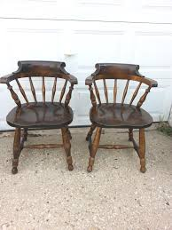 Captains Chairs Dining Room by Pennsylvania House Dining Room Set Allegheny Consignment Furniture