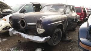 Junkyard Treasure: 1950 Studebaker Commander | Autoweek 1951 Studebaker 2r5 Pickup Fantomworks 1954 3r Pick Up Small Block Chevy Youtube Vintage Truck Stock Photos For Sale Classiccarscom Cc975112 1947 Studebaker M5 12 Ton Pickup 1952 1953 1955 Car Truck Packard Nos Delco 3r5 Chop Top Build Project Champion Wikipedia Dodge Wiki Luxurious Image Gallery Gear Head Tuesday Daves Stewdebakker 56