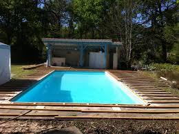 margelle piscine en bois terrasse ipe mont de marsan renovation piscine terrasse bois
