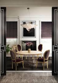 Skylon Tower Revolving Dining Room by Dining Room Set For 10
