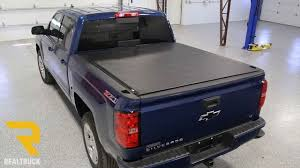 Truxedo Bed Cover by American Soft Rolling Tonneau Cover Fast Facts Youtube