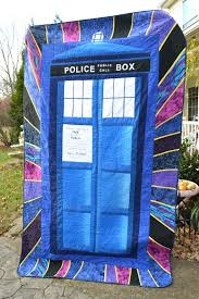 29 best Dr Who Quilts images on Pinterest