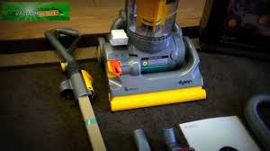 dyson dc07 original upright vacuum all floors brand new review