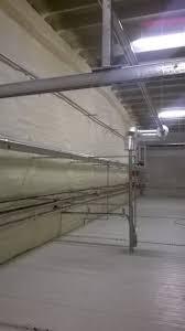 isolation chambre froide l isolation chambre froide augmente les prestations des entrepôts