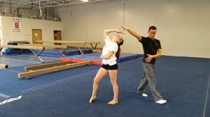 Usag Level 3 Floor Routine 2014 by Behind The Routine Dominic Zito Visits For Choreography