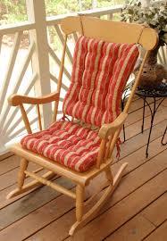 100 Jumbo Rocking Chair Cushion Gorgeous Red Cushions Best Ideas On