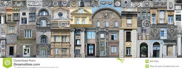 wallpaper vintage architectural elements royalty free stock image