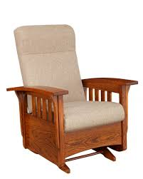 Classic Mission Glider | Martin's Furniture Mabel Mission Style Rocking Chair Countryside Amish Fniture Gift Mark Style Adult Chair With Childrens Upholstered Seat Rocker Ding Fniture In Vancouver Wa Woodworks In Stock Rockers For Chairs Antique Childs Wood Etsy Sold Arts Crafts Oak Craftsman Vintage Darby Home Co Netta Reviews Wayfair