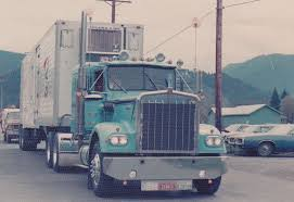 Big Rigs Of The 70's