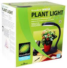 Amazon Hydrofarm FLF27D Desktop Plant Light with 27 Watt CFL