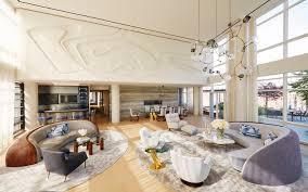 100 Luxury Apartments Tribeca Telecom Mogul Michael Hirtensteins Combines Three Into