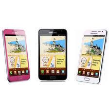 Samsung Galaxy Note Smartphones With No Contract