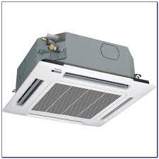 Lg Ceiling Cassette Mini Split by Ductless Ceiling Cassette Mini Split Air Conditioner Ceiling