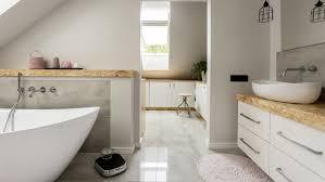 badezimmer mit dachschräge einrichten