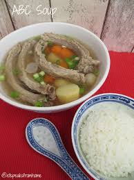 abc cuisine abc soup et speaks from home