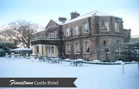Finnstown Castle Hotel Winter Wedding Venue Dublin 1