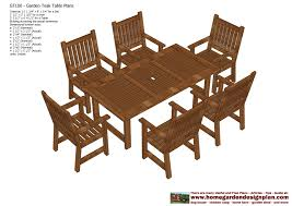 Patio Furniture Plans Woodworking Free by Home Garden Plans Gt100 Garden Teak Tables Woodworking Plans