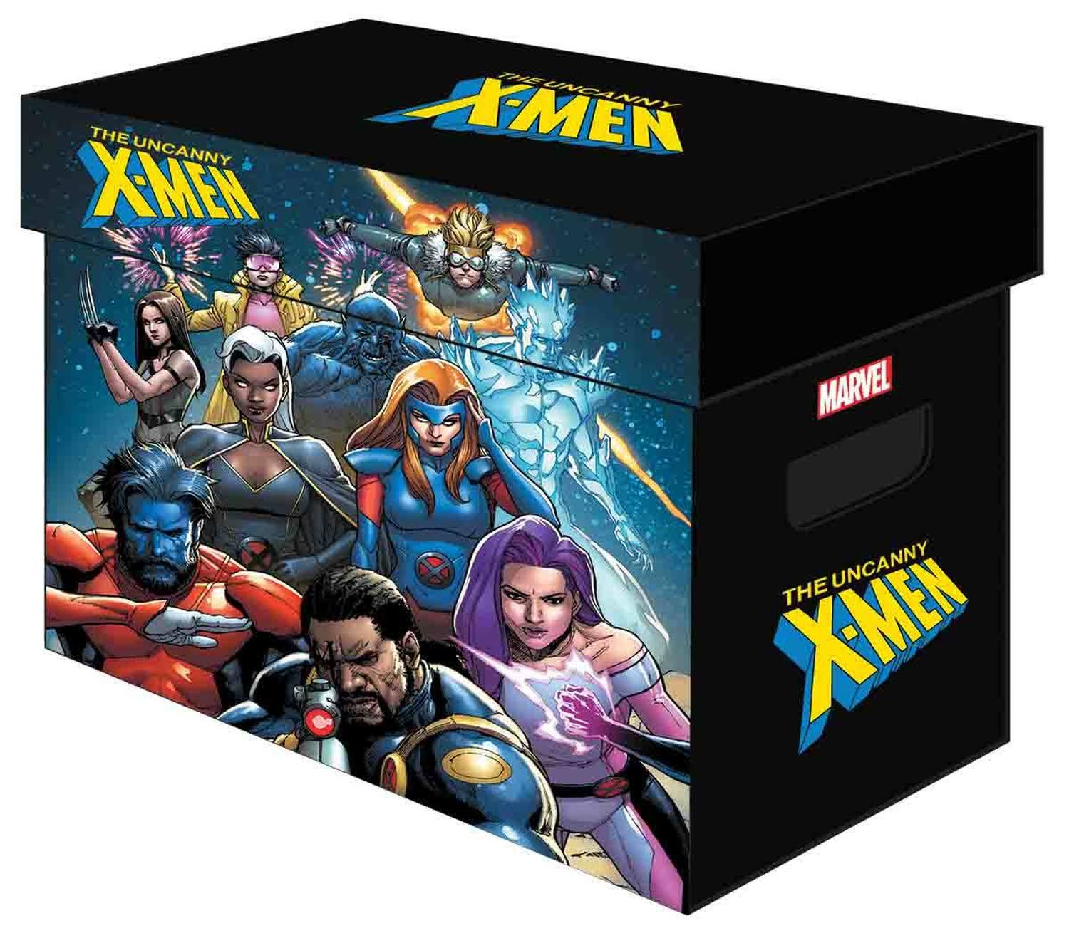 Marvel Legacy Graphic Comic Box