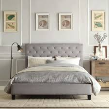 Diamond Tufted Headboard With Crystal Buttons by Headboards Amazing Headboard Buttons Bedroom Color Ideas