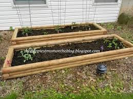 Garden Bed Timber Landscape Planter Box Woodworking Projects Plans