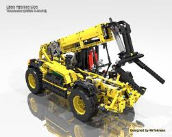 LEGO MOC MOC-3841 Telehandler (42030 C-Model) - Building ... Lego Garbage Truck Itructions 4659 Duplo Lego City 4434 Dump 100 Complete With Ebay Scania Extreme Builds Loader And 4201 Ming Set Youtube Storage Accsories Amazon Canada Truck Itructions Images Spectacular Deal On 3 Custom Fire Amazoncom Town 4432 Toys Games Brickset Set Guide Database Technicbricks August 2014 5658 Pizza Planet Brickipedia Fandom Powered By Wikia