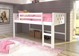 Twin White Bed by Twin Beds For Kids