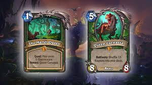Control Priest Deck Ungoro by 9 Hearthstone Decks For Journey To Un U0027goro U0027s New Quest Cards Pc