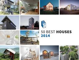 100 Best Contemporary Homes ArchDailys 50 Houses Of 2014 ArchDaily