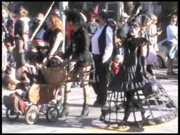 Five Points Halloween In Five little five points l5p halloween parade 2015 youtube