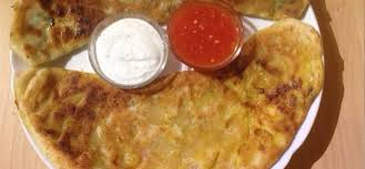 welcome dinner bs bolani gefüllte teigtaschen madina