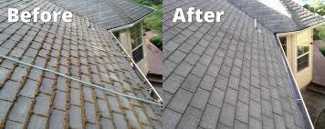 roof cleaning salem oregon free estimate maxlife roof care