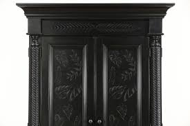 SOLD - Hooker Armoire, Closet Or Entertainment Center, Satin Black ... We Solved Our Pantry Problems With This Upcycled Ertainment Collection Of Solutions Eertainment Centers Also Sold Henredon Signed Vintage Neoclassical Cherry Armoire Or Hooker Closet Center Satin Black Romweber Diy Tv Center To Pottery Barn Like Youtube Lexington Bob Timberlake Ebay Art Is Beauty Free Turned French Broyhill Fontana For Sale In Houston Wooden Ebth Oak Jewelry Solid Wood Noble Gray