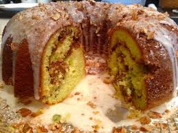 Rita s Recipes Pistachio Cinnamon Swirl Bundt Cake