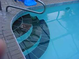 Waterline Pool Tile Designs by Swimming Pool Plastering Do It Yourself Project
