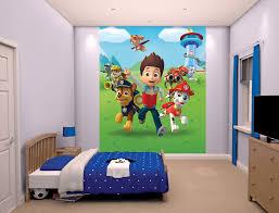 Paw Patrol Bedroom Wallpaper Mural 8ft x 6 6ft Walltastic
