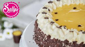 eierlikör schokoladen torte alkoholfrei sallys welt