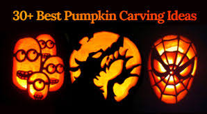 Best Pumpkin Carving Ideas by Scary Pumpkin Carving Ideas