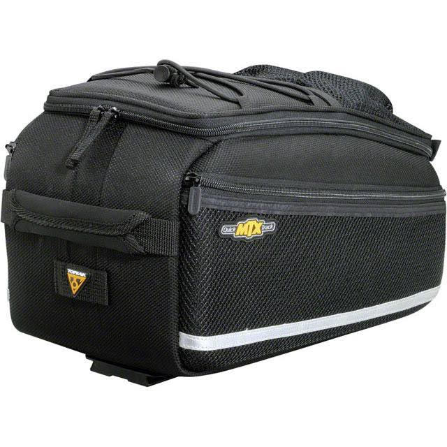 Topeak MTX Trunk Bag with Rigid Moulded Panels - Black