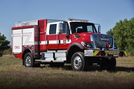 100 Prairie Truck Sales Grande AB Fire Department Wildland Engine 1048 SVI S