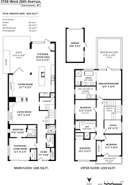 Special House Plans by Floor Plans Vancouver House Homes Zone