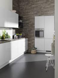 alpha lack grifflose hochglanz küchenfront nolte kuechen