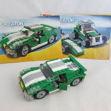 Lego Creator Street Speeder (6743) | EBay Lego Pickup Tow Truck Itructions Best 2018 Quad Lego Delivery 3221 City Fire Station Moc Boxtoyco Chevrolet Apache Building Itructions Httpwww Asia Train Amp Signal Box Police Motorbike 2014 60056 Youtube Custom Fedex Truck Building This Cargo Bundle 3 With 7 Custom Designs Lions Prisoner Transporter 60043 4431 Ambulance Complete Minifig