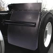 100 Poly Truck Fenders Trux 24in Quarter Semi Pair Model TFENQ20