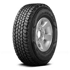 Wrangler A/T Adventure Kevlar By Goodyear Light Truck Tire Size ...