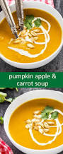 Rachael Ray Curry Pumpkin Soup by Best 25 Carrot Soup Ideas On Pinterest Carrot Ginger Soup